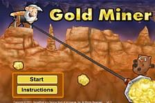 لعبة جمع الذهب الكلاسيكية